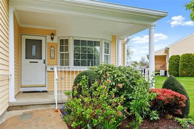 70 Highland Drive #70, Monroe, CT 06468 (MLS #170396458) :: Around Town Real Estate Team