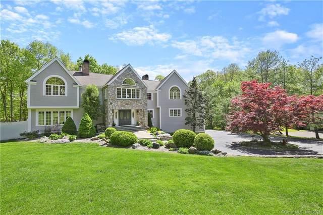 66 Deer Hill Road, Redding, CT 06896 (MLS #170397411) :: Spectrum Real Estate Consultants