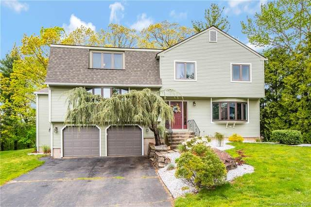 47 Shady Hill Lane, Newington, CT 06111 (MLS #170397683) :: Hergenrother Realty Group Connecticut
