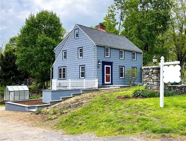 96 Great Plain Road, Danbury, CT 06811 (MLS #170398194) :: Tim Dent Real Estate Group