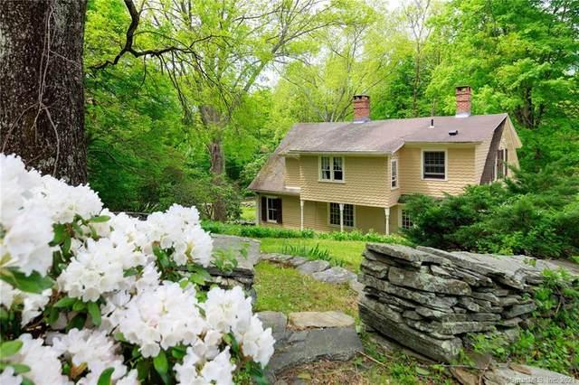 64 Hyde Road, Brooklyn, CT 06234 (MLS #170401886) :: Spectrum Real Estate Consultants