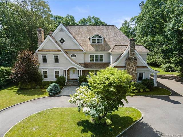 3 Grays Farm Road, Westport, CT 06880 (MLS #170402232) :: The Higgins Group - The CT Home Finder