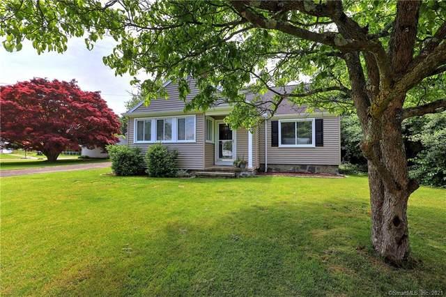 25 Sunnyridge Parkway, Trumbull, CT 06611 (MLS #170402420) :: Spectrum Real Estate Consultants