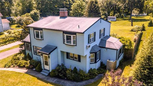 55 Maple Drive, Monroe, CT 06468 (MLS #170402958) :: Spectrum Real Estate Consultants