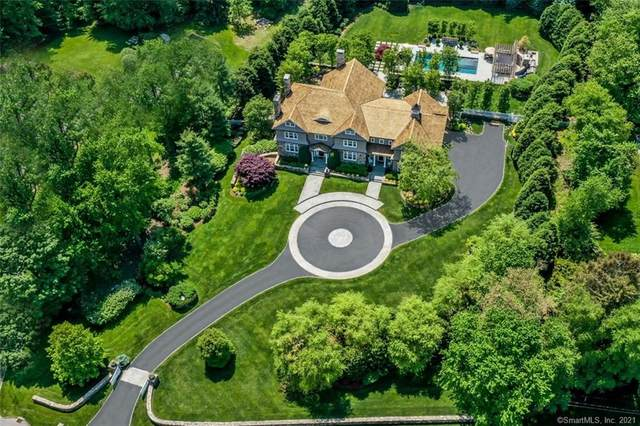 129 Skyview Lane, New Canaan, CT 06840 (MLS #170403835) :: Linda Edelwich Company Agents on Main