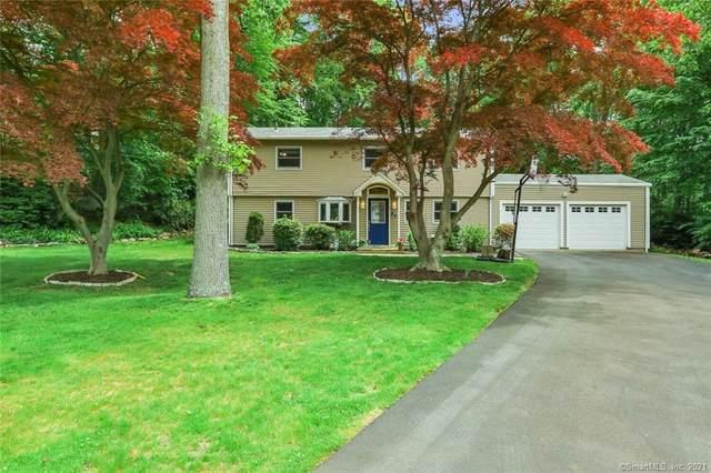 64 Shawnee Road, Trumbull, CT 06611 (MLS #170403851) :: Spectrum Real Estate Consultants
