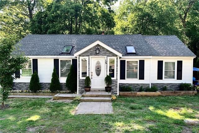 15 Wopowog Trail, Shelton, CT 06484 (MLS #170404827) :: Kendall Group Real Estate | Keller Williams