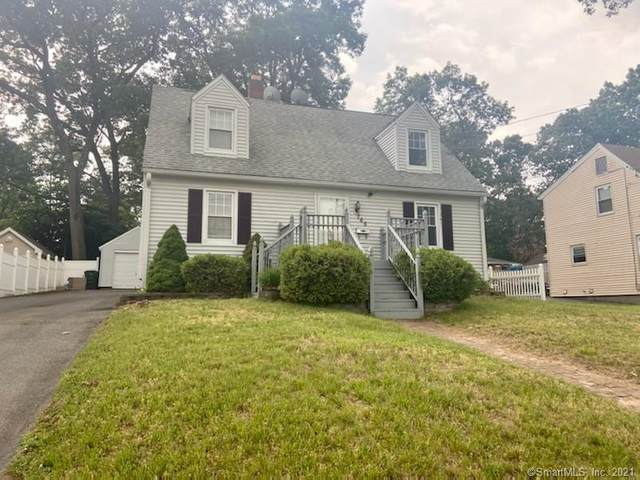 765 Tolland Street, East Hartford, CT 06108 (MLS #170405025) :: Hergenrother Realty Group Connecticut