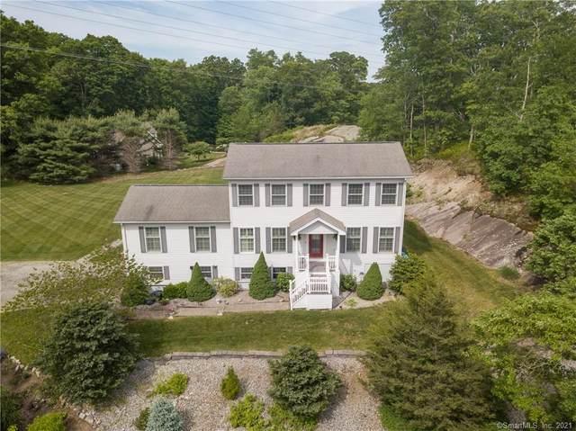 1 Eagle Ridge Drive, Essex, CT 06426 (MLS #170405361) :: Spectrum Real Estate Consultants