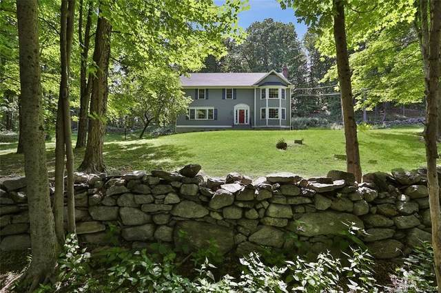 7193 Old Turnpike Road, Trumbull, CT 06611 (MLS #170405587) :: Spectrum Real Estate Consultants