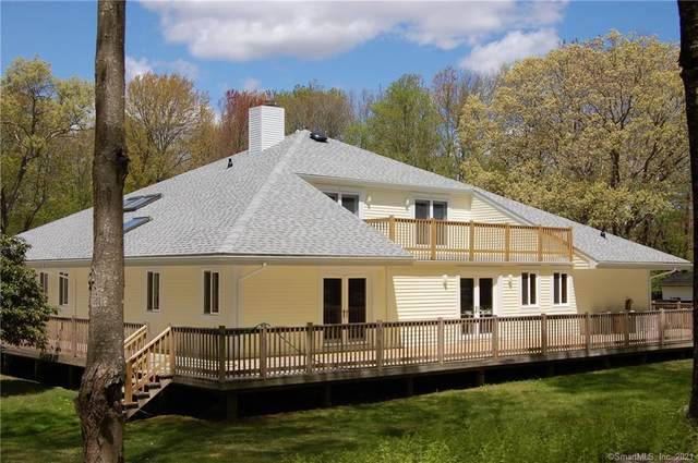 317 Tater Hill Road, East Haddam, CT 06423 (MLS #170408380) :: GEN Next Real Estate
