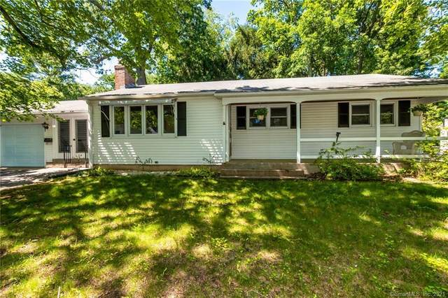 21 Stony Brook Road, Enfield, CT 06082 (MLS #170410605) :: Anytime Realty