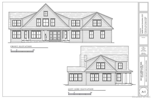 13 Caccamo Lane, Westport, CT 06880 (MLS #170412354) :: Next Level Group