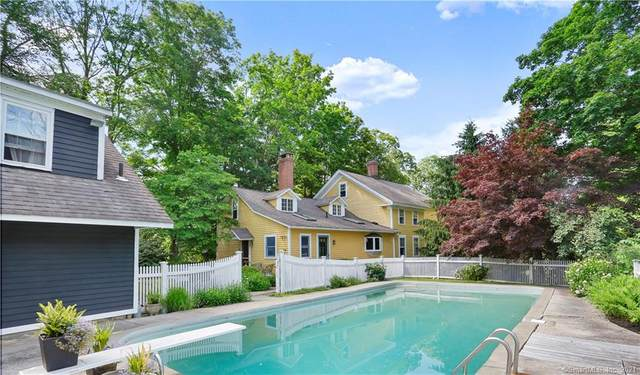 11 Tory Lane, Newtown, CT 06470 (MLS #170415500) :: Linda Edelwich Company Agents on Main