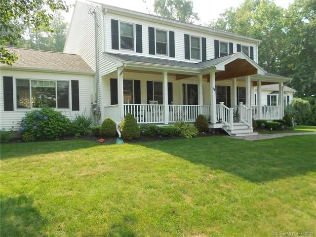 14 Elizabeth Terrace, North Haven, CT 06473 (MLS #170417730) :: The Higgins Group - The CT Home Finder