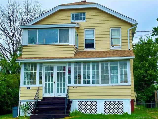 428 Rockwell Avenue, Stratford, CT 06615 (MLS #170417813) :: GEN Next Real Estate