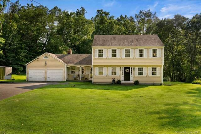 200 Sherman Hill Road, Woodbury, CT 06798 (MLS #170420519) :: Around Town Real Estate Team