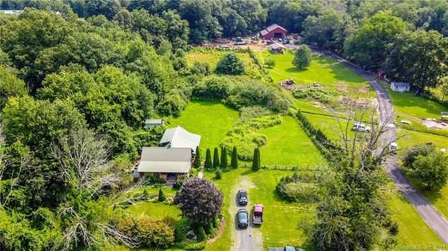 136 Granville Road, Granby, CT 06060 (MLS #170422057) :: Kendall Group Real Estate   Keller Williams