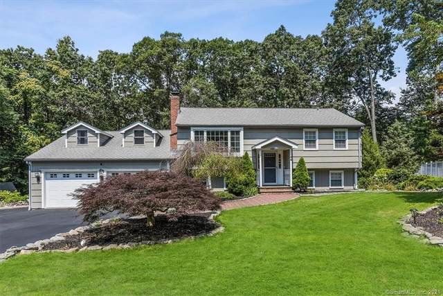 22 Bright Hill Drive, Clinton, CT 06413 (MLS #170423266) :: Sunset Creek Realty