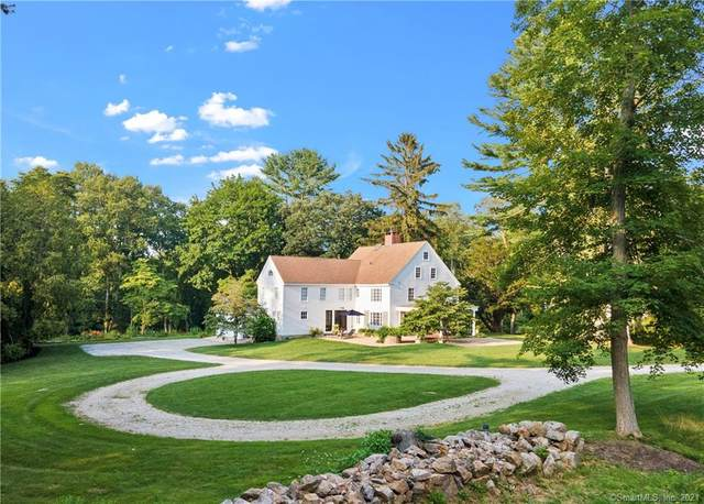 26 Sill Lane, Old Lyme, CT 06371 (MLS #170423678) :: Linda Edelwich Company Agents on Main