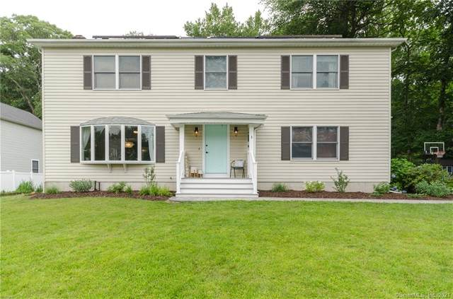 5 Park Court, East Lyme, CT 06357 (MLS #170423870) :: Linda Edelwich Company Agents on Main