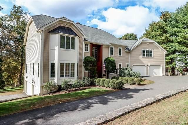 12 Stonewall Ridge, Newtown, CT 06470 (MLS #170424208) :: Michael & Associates Premium Properties | MAPP TEAM