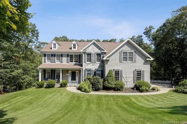 157 Paxton Way, Glastonbury, CT 06033 (MLS #170426278) :: GEN Next Real Estate