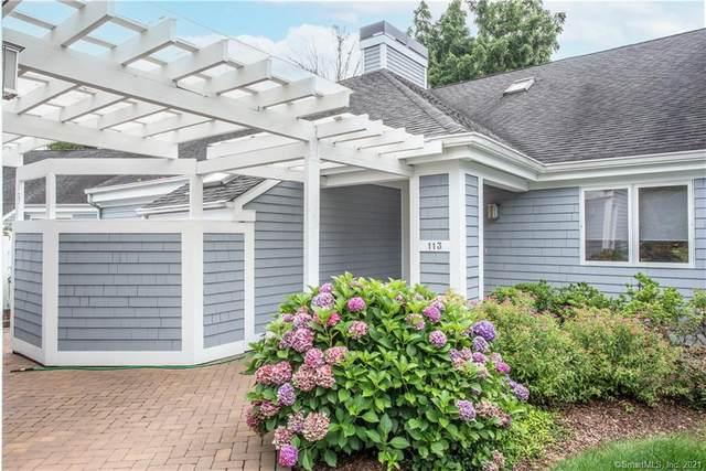 113 Lansdowne #113, Westport, CT 06880 (MLS #170427399) :: GEN Next Real Estate