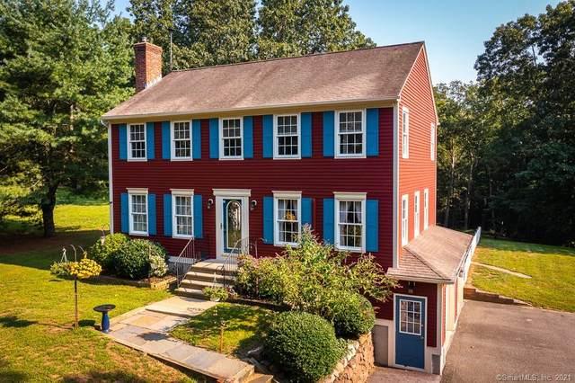 21 Cedar Meadow Road, East Haddam, CT 06469 (MLS #170428508) :: Kendall Group Real Estate | Keller Williams