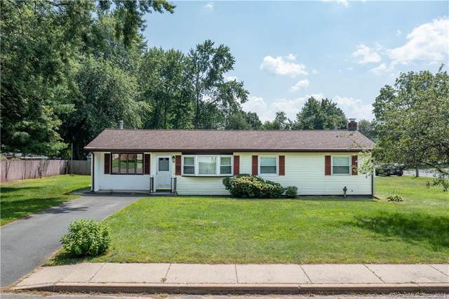 96 Green Manor Road, Enfield, CT 06082 (MLS #170429951) :: Chris O. Buswell, dba Options Real Estate