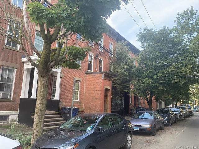 208 Wooster Street, New Haven, CT 06511 (MLS #170430204) :: Linda Edelwich Company Agents on Main