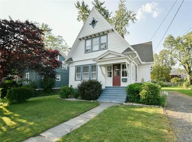 20 Wilcox Street, Wethersfield, CT 06109 (MLS #170430342) :: GEN Next Real Estate
