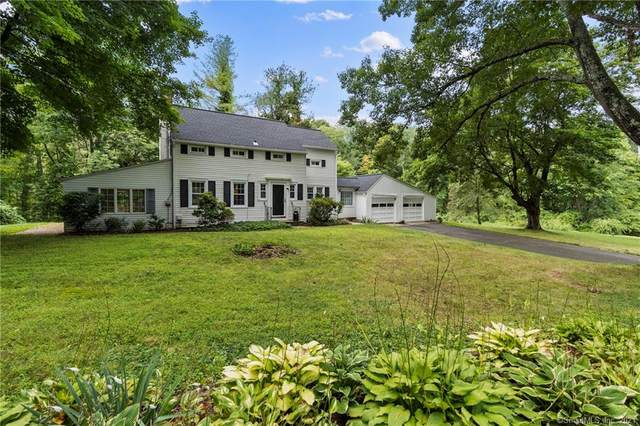 4 Boggs Hill Road, Newtown, CT 06470 (MLS #170431133) :: Linda Edelwich Company Agents on Main