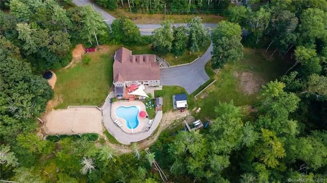 105 Mashentuck Road, Killingly, CT 06239 (MLS #170432255) :: Kendall Group Real Estate | Keller Williams