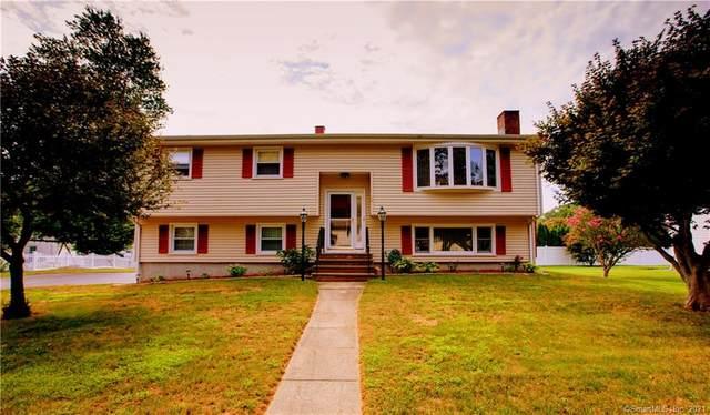 55 Post Oak Road, Stratford, CT 06614 (MLS #170432359) :: Linda Edelwich Company Agents on Main