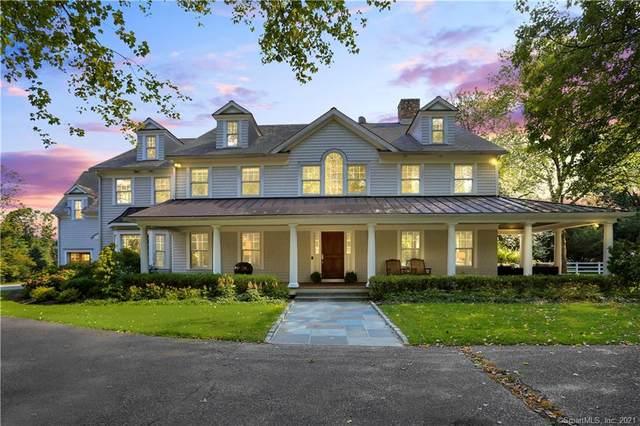 2 Briar Oak Drive, Weston, CT 06883 (MLS #170433119) :: GEN Next Real Estate