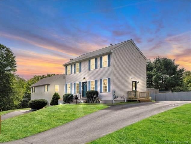 25 Ginger Lane, Torrington, CT 06790 (MLS #170435026) :: Kendall Group Real Estate | Keller Williams
