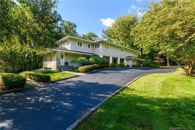 33 Pine Ridge Road, Wilton, CT 06897 (MLS #170435906) :: Linda Edelwich Company Agents on Main