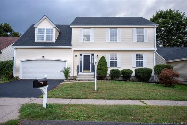 65 W Wynd Terrace, Middletown, CT 06457 (MLS #170437248) :: Kendall Group Real Estate   Keller Williams