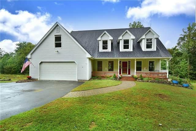 96 Mountain Road, Granby, CT 06060 (MLS #170437566) :: Michael & Associates Premium Properties | MAPP TEAM