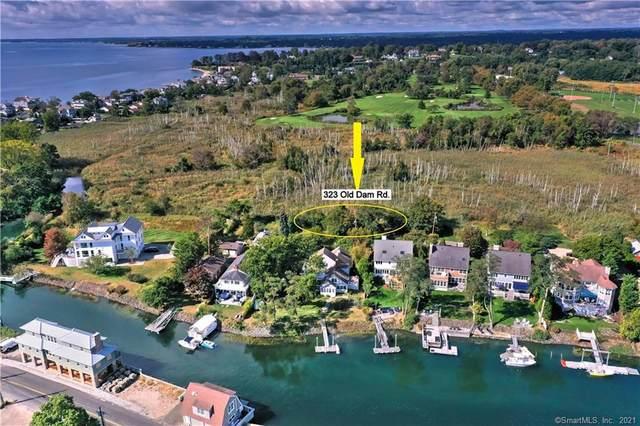 323 Old Dam Road, Fairfield, CT 06824 (MLS #170437894) :: Michael & Associates Premium Properties | MAPP TEAM