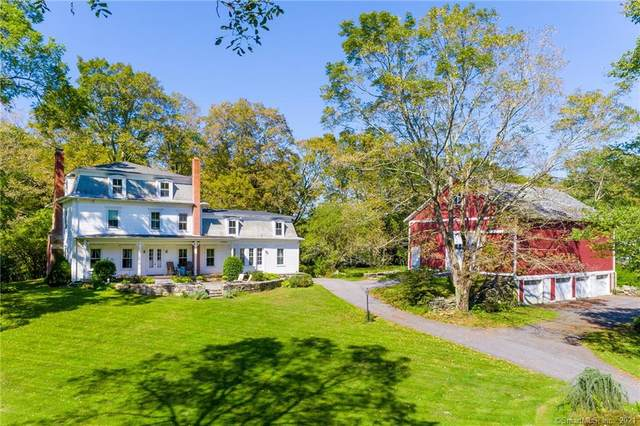 21 Lyon Hill Road, Woodstock, CT 06281 (MLS #170438109) :: Chris O. Buswell, dba Options Real Estate