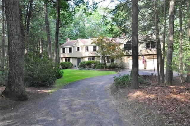 7 Daden Lane, Simsbury, CT 06092 (MLS #170438584) :: Kendall Group Real Estate | Keller Williams