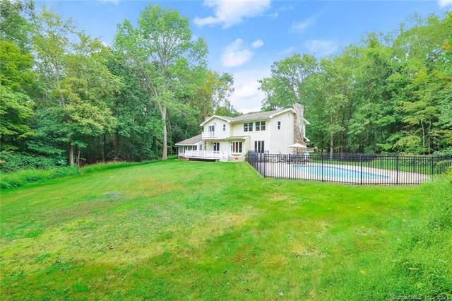 30 E Common Road, Easton, CT 06612 (MLS #170438870) :: Chris O. Buswell, dba Options Real Estate