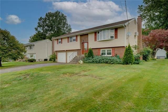 64 Old Musket Drive, Newington, CT 06111 (MLS #170439671) :: Michael & Associates Premium Properties | MAPP TEAM