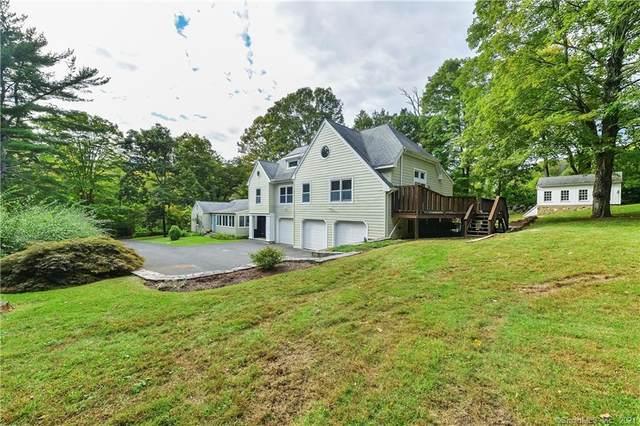 204 Long Ridge Road, Danbury, CT 06810 (MLS #170440434) :: Chris O. Buswell, dba Options Real Estate