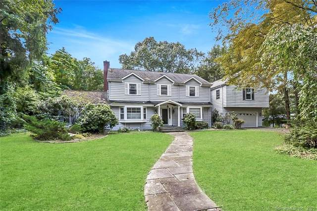 55 Blueberry Hill Road, Weston, CT 06880 (MLS #170440512) :: Michael & Associates Premium Properties   MAPP TEAM