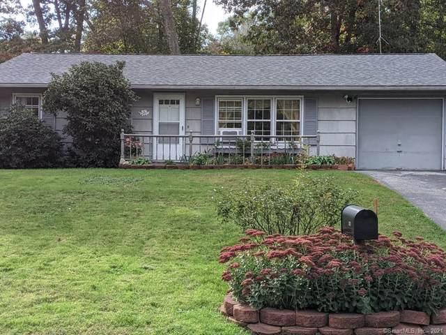 116 Meeting House Lane, Ledyard, CT 06339 (MLS #170441491) :: Tim Dent Real Estate Group