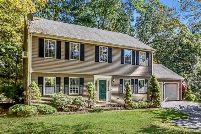 99 Old Colony Road #99, Monroe, CT 06468 (MLS #170441735) :: Michael & Associates Premium Properties | MAPP TEAM