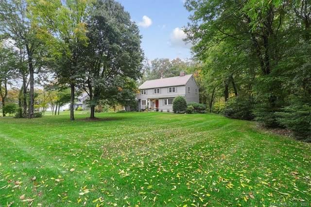 8 Centennial Drive, Danbury, CT 06811 (MLS #170441959) :: Chris O. Buswell, dba Options Real Estate